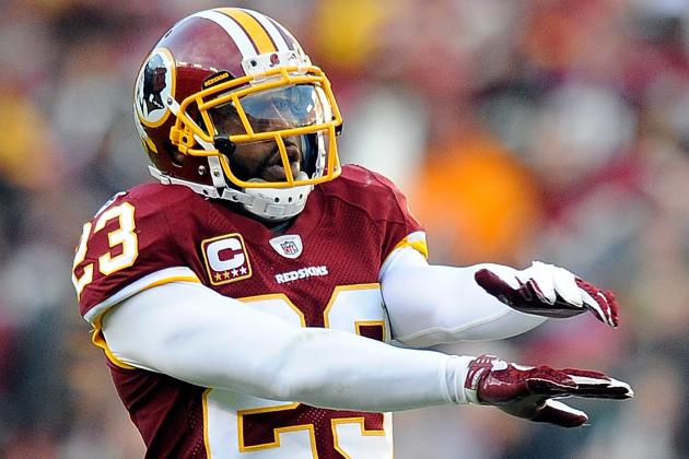 Washington Redskins Q and A: One-on-One with DeAngelo Hall