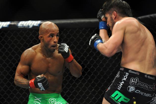 UFC 152 Results: Demetrious Johnson Defeats Joseph Benavidez