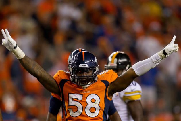 Von Miller Upgraded on Broncos Injury Report