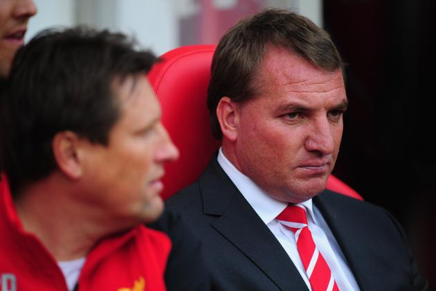 Liverpool vs. Manchester United: Why Brendan Rodgers Can't Afford to Lose