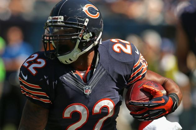 Matt Forte Injury: Latest Updates on Bears RB's Week 3 Status