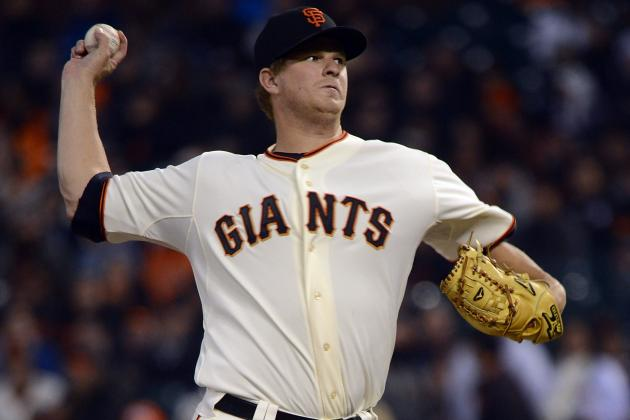 Ballparks a Factor for Giants' Rotation in NLDS