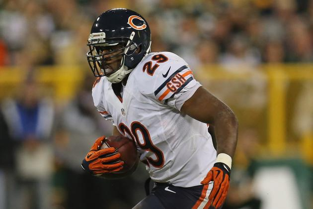 Michael Bush: Bears RB Must-Start After Matt Forte Ruled out for Week 3