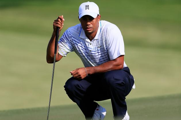 PGA Tour Championship 2012: Tiger Woods and Other Golfers to Watch This Weekend