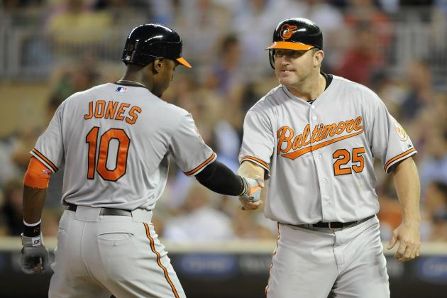 Orioles Activate Jim Thome from the Disabled List