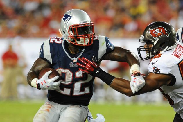 New England Patriots: Stevan Ridley Not Wes Welker Will Be Key to Beating Ravens