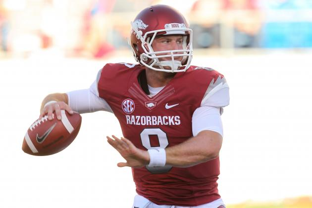 Arkansas Football: Tyler Wilson's Return Won't Save Razorbacks' Lost Season