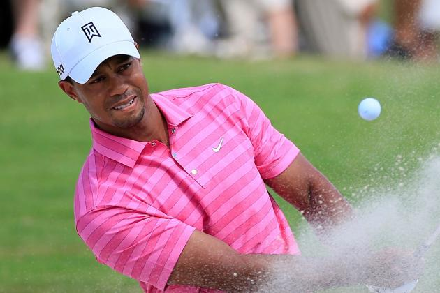 Tiger Woods at Tour Championship Tracker: Day 2 Highlights, Updates and More
