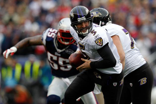 Patriots vs. Ravens: Sketching out a Gameplan for Baltimore