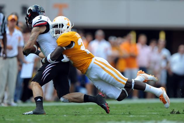 Justin Coleman Replaces Marsalis Teague at Cornerback for Vols