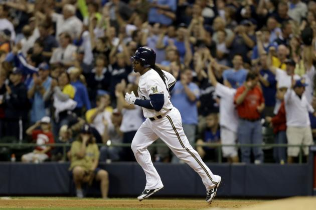 For Milwaukee Brewers 2B Rickie Weeks, It Started to Turn on July 25