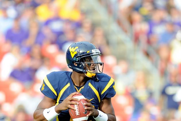 WVU Football: How Does Geno Smith Handle the Pressure?