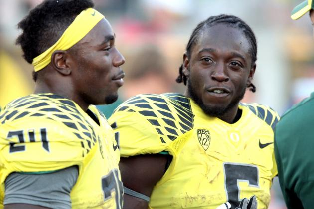 Is Chip Kelly Hurting De'Anthony Thomas' Heisman Hopes?