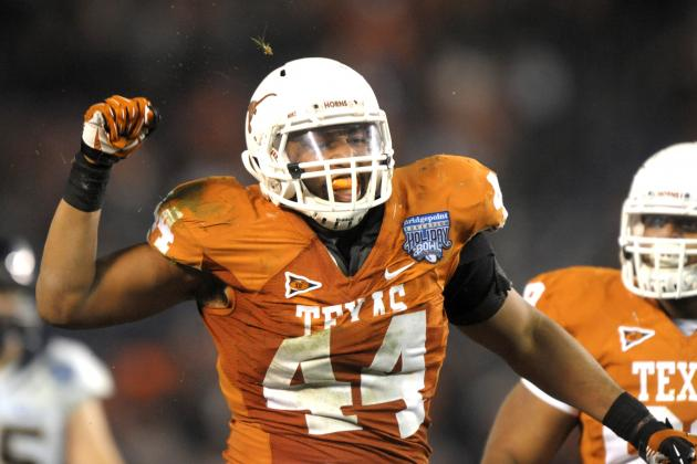 Texas Longhorns Football: The Good, the Bad and the Ugly