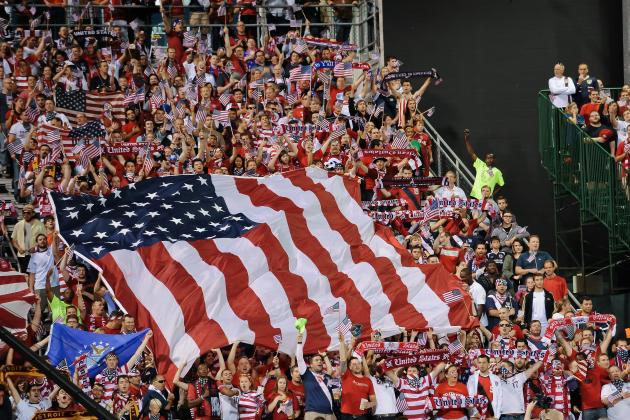 Why the 2014 World Cup in Rio Will Be Team USA's Time to Shine