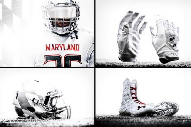 Maryland's 'White Ops' Uniforms