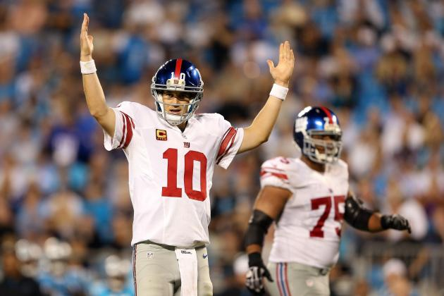 Are the New York Giants the NFL's Most Dominant Offense?