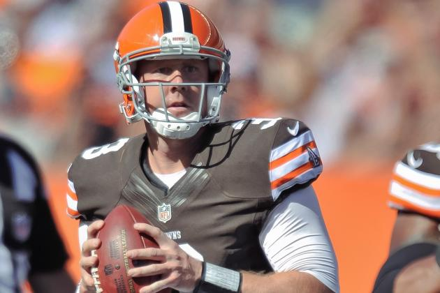 Cleveland Browns: Drawing Up a Game Plan for Brandon Weeden vs. Bills
