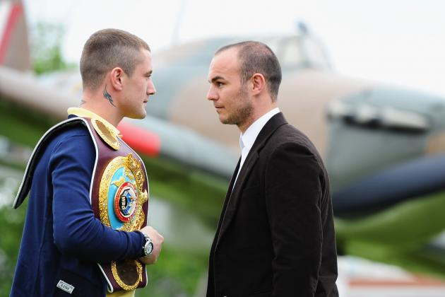 Ricky Burns vs. Kevin Mitchell: WBO Title Fight Promises World-Class Action