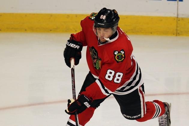 Blackhawks Forge Ahead on Their Own