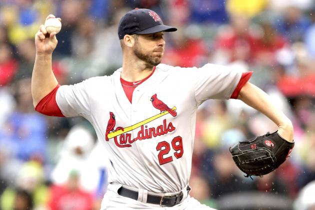 Chris Carpenter's Return Puts St. Louis Cardinals Back Among NL Favorites