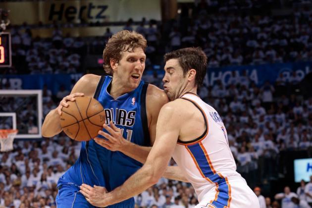 NBA 2K13 Player Ratings: The Dallas Mavericks Are Atrocious