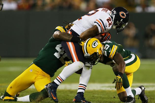 Chicago Bears: Matt Forte Will Miss Sunday's Game Against the St. Louis Rams