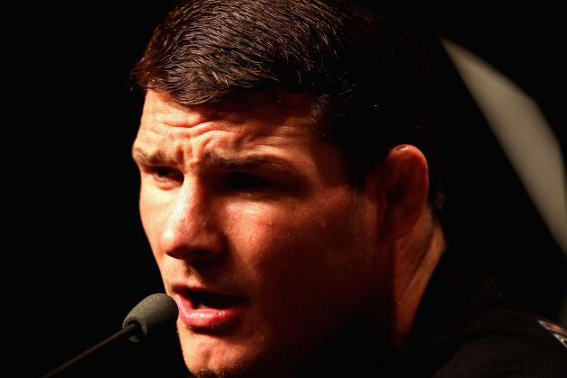 UFC 152 Fight Card: Michael Bisping Will Beat Down Brian Stann