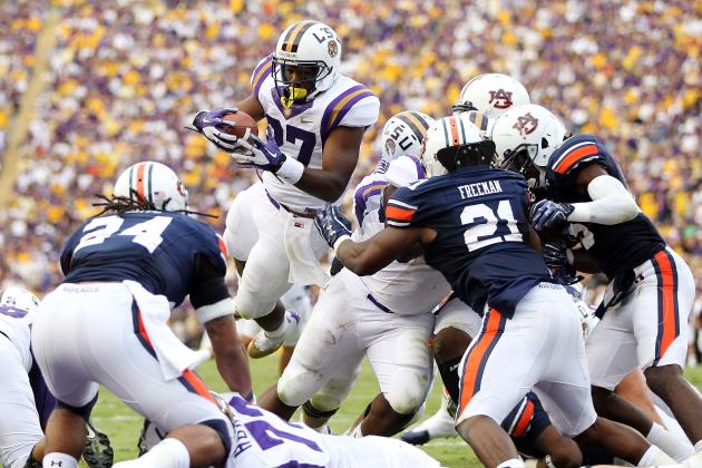 LSU vs. Auburn: Bayou Bengals Will Show Auburn Is Far Behind Elite SEC Teams
