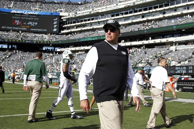 New York Jets: Rex Ryan Brings in Sleep Specialists Before Week 3 Game