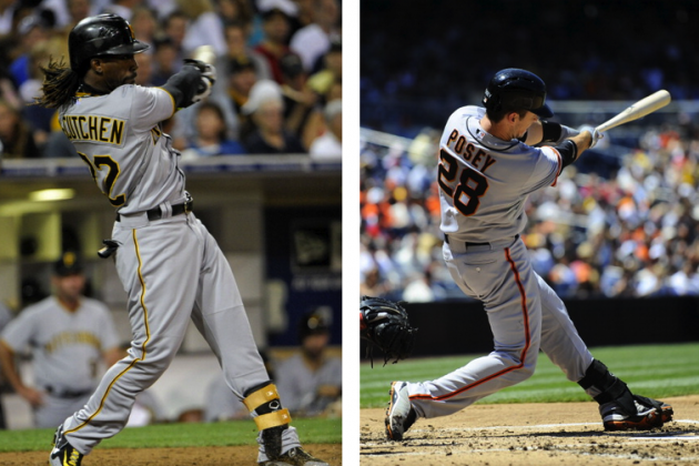 Breaking Down the Buster Posey vs. Andrew McCutchen Batting Race Sans Cabrera