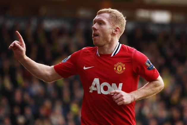 Manchester United Fans Know Golden Paul Scholes Beats David Beckham Brand