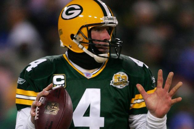 Brett Favre Envisions Returning to Lambeau Field One Day
