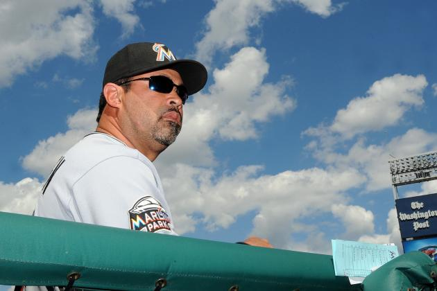 Marlins' Guillen Laughs off Rumours of Possible Firing