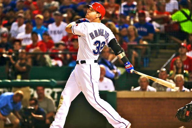 Josh Hamilton: Latest Updates on Rangers Star's Sinus Issues