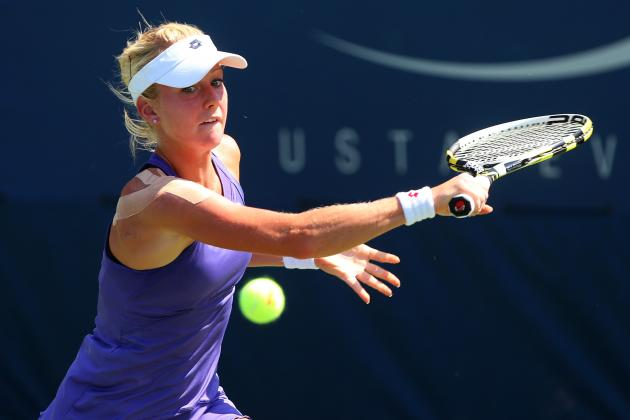Urszula Radwanska: Will She Join Big Sister Agnieszka in the WTA Top 20 in 2013?