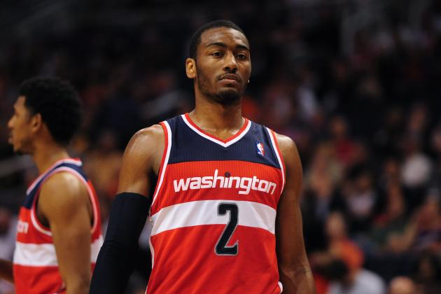 John Wall's Success Depends on How Quickly Bradley Beal Adjusts to the NBA