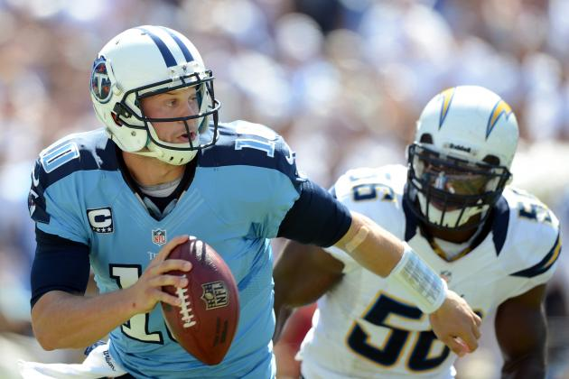 Fantasy Football Week 3: Why Jake Locker Is a Top-10 Fantasy Option This Week