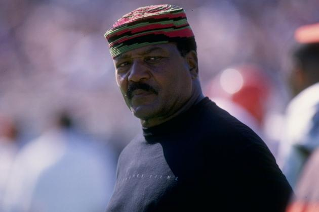 Hall of Famer Jim Brown: 'I Would Love to Have a Role with the Browns'