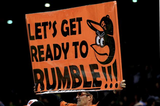 Updated Scores and Standings from MLB Playoff Race