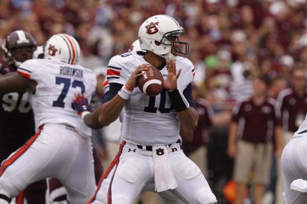 SEC Football: LSU Tigers vs. Auburn Tigers in-Depth Preview and Predictions
