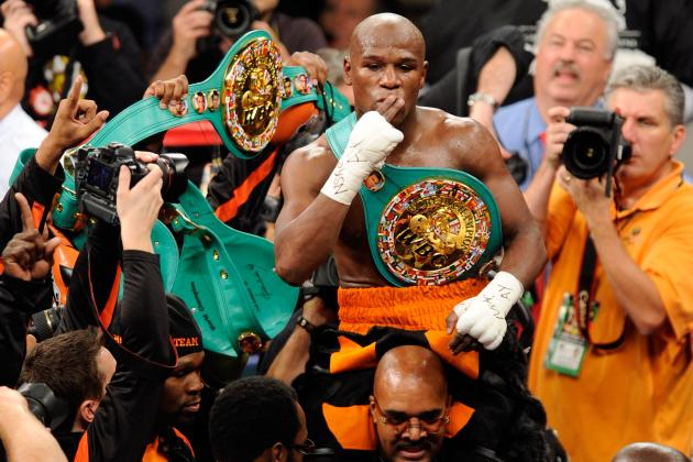 Mayweather vs. Pacquiao: Mayweather Advisor Leonard Ellerbe Dismisses Pac-Man