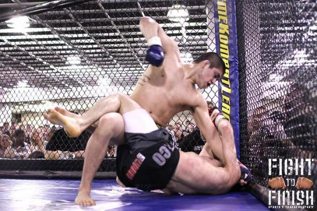 John Castaneda: Minn. MMA Amateur Champ Looking for 1st-Round KO in Pro Debut