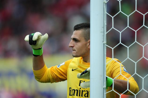 Arsenal FC: Thoughts on the Gunners' Present Goalkeeping Situation