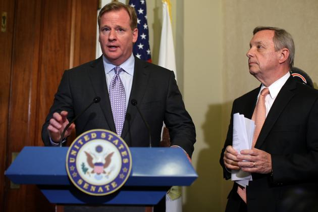 Replacement Refs Fiasco Proves Roger Goodell Is Worst Commissioner in Sports