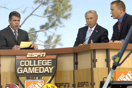 College Gameday 2012 Schedule: Previewing ESPN's Top Destinations for Week 5