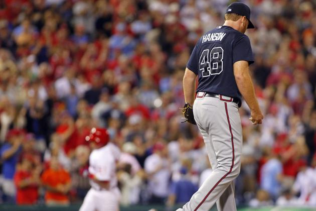 Atlanta Braves Postseason Rotation: The Case Against Tommy Hanson
