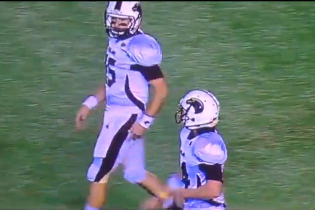 Video: Louisiana-Monroe successfully plays 2 quarterbacks at once