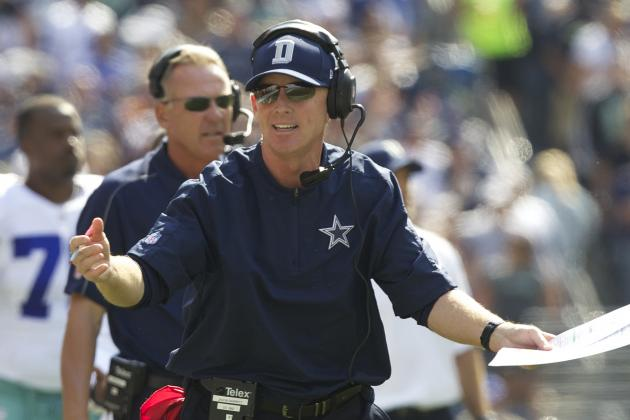 Dallas Cowboys Still Looking for an Identity After Week 2 Blowout