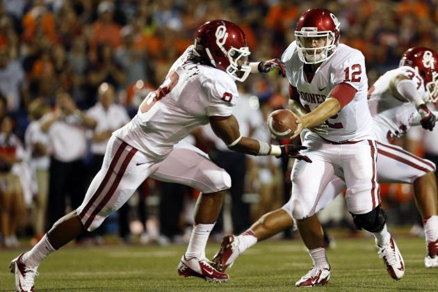 Oklahoma Football: Landry Jones and the Sooners Have Something to Prove vs. KSU